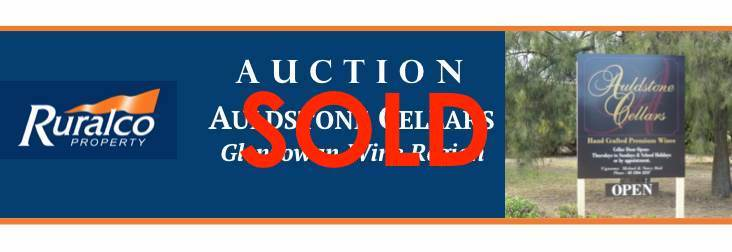 AUCTION - AULDSTONE CELLARS