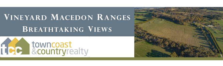 Macedon Ranges - Breathtaking views for the perfect lifestyle change