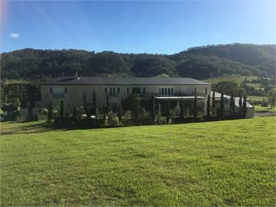 Gold Coast Hinterland Private Vineyard Mansion and Cellar Door Restaurant