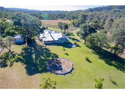 An Amazing Opportunity is Now Available With Owning the Wonbah Winery