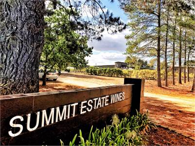 SUMMIT ESTATE WINES - GRANITE BELT - QUEENSLAND