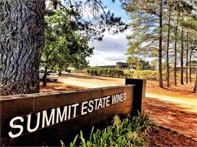 Summit Estate Wines - Granite Belt - Queensland